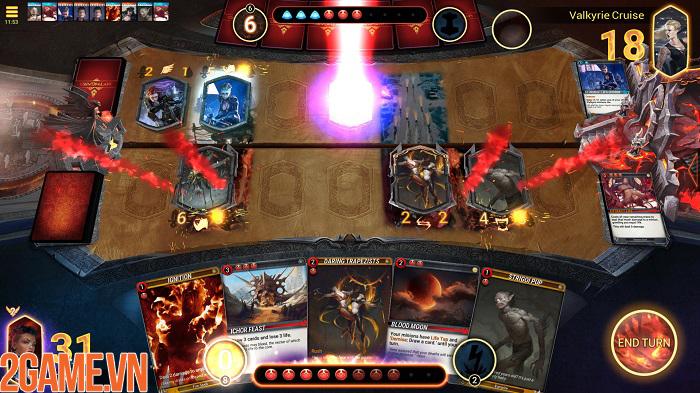 Mythgard - Hóa thân thành Á Thần vĩ đại trong siêu phẩm chiến thuật 4