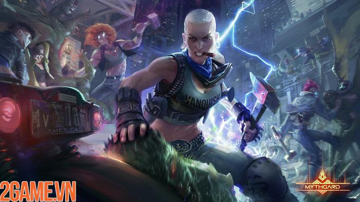 Mythgard - Hóa thân thành Á Thần vĩ đại trong siêu phẩm chiến thuật 8