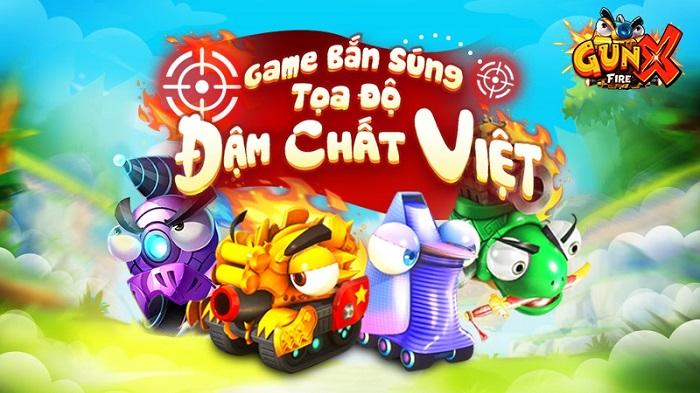 Game bắn súng tọa độ đậm chất Việt GunX: Fire công bố  lộ trình ra mắt 0