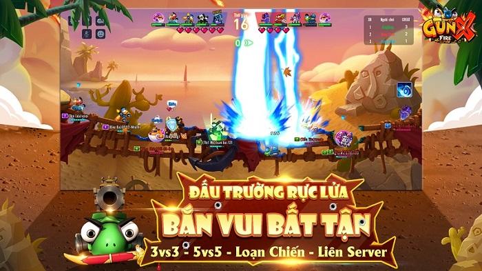 Game bắn súng tọa độ đậm chất Việt GunX: Fire công bố  lộ trình ra mắt 2