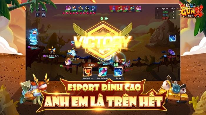 Game bắn súng tọa độ đậm chất Việt GunX: Fire công bố  lộ trình ra mắt 3