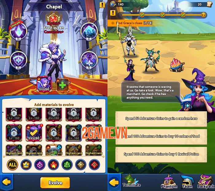 Mega Legends - Cuộc chiến đầy tính chiến thuật thú vị ở vùng đất Yelsa 2