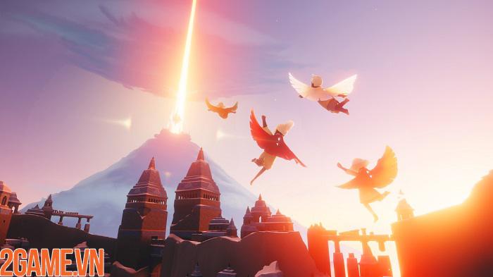 Sky: Children of the Light – Hóa thân thành sứ giả ánh sáng Thượng Giới 1