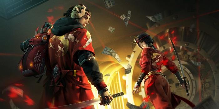 Màn hợp tác hoành tráng từ Free Fire và series Money Heist: Phi Vụ Triệu Đô 2