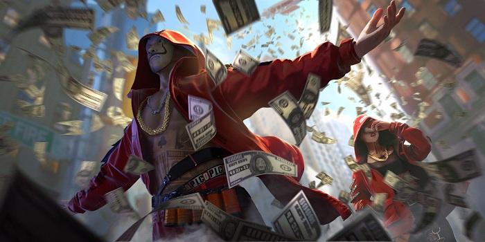 Màn hợp tác hoành tráng từ Free Fire và series Money Heist: Phi Vụ Triệu Đô 3