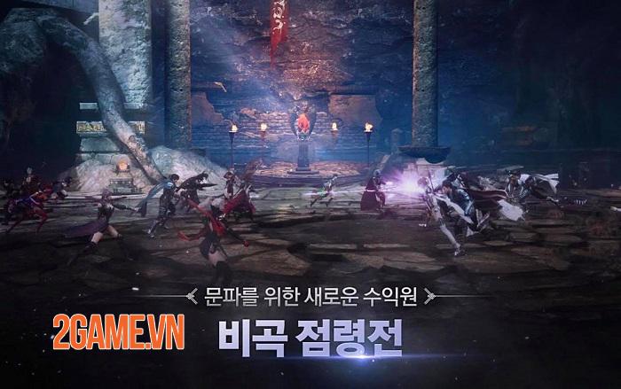 Wemade hợp tác cùng Kakao quảng bá game mobile MMORPG mới MIR 4 1