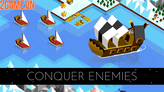 Battle of Polytopia – Trở thành đại vương với các tuyệt kỹ chiến thuật 2