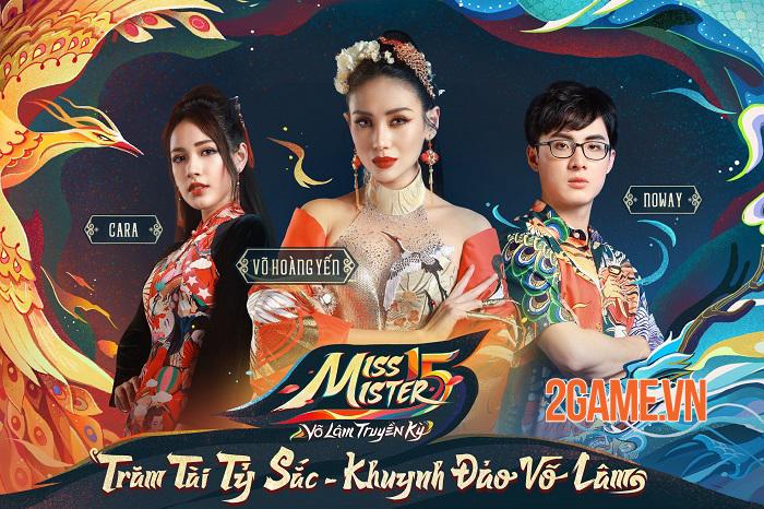 """Cộng đồng game thủ """"cày vote"""" nhiệt tình những ngày cuối vòng Bán Kết Miss & Mister Võ Lâm Truyền Kỳ 15 0"""
