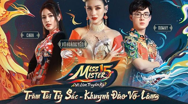 """Cộng đồng game thủ """"cày vote"""" nhiệt tình những ngày cuối vòng Bán Kết Miss & Mister Võ Lâm Truyền Kỳ 15"""