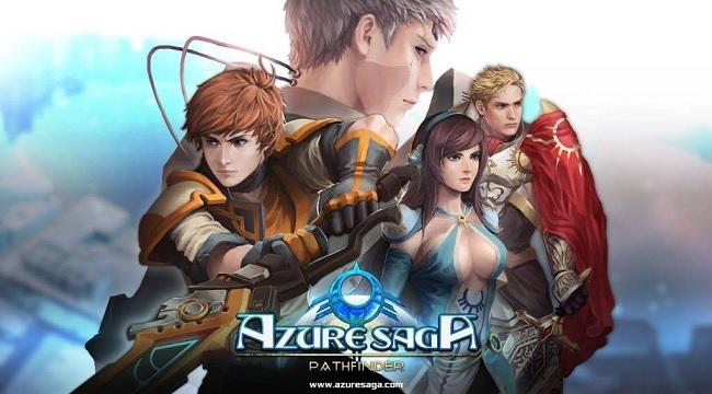 JRPG Azure Saga sẽ được chuyển từ Nintendo Switch sang nền tảng iOS