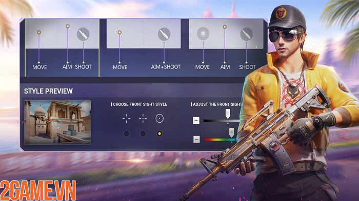 Thử tài xạ thủ và bùng nổ đầy phong cách trong game FPS Elite Strike 3