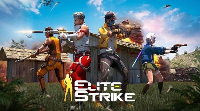 Thử tài xạ thủ và bùng nổ đầy phong cách trong game FPS Elite Strike
