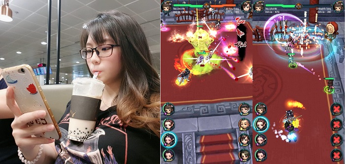 Luận Kiếm Mobile là sự lựa chọn lý tưởng cho những game thủ 'lười' LKM-2109-3