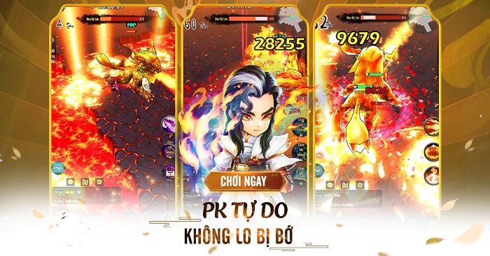 Luận Kiếm Mobile là sự lựa chọn lý tưởng cho những game thủ 'lười' LKM-2109-5