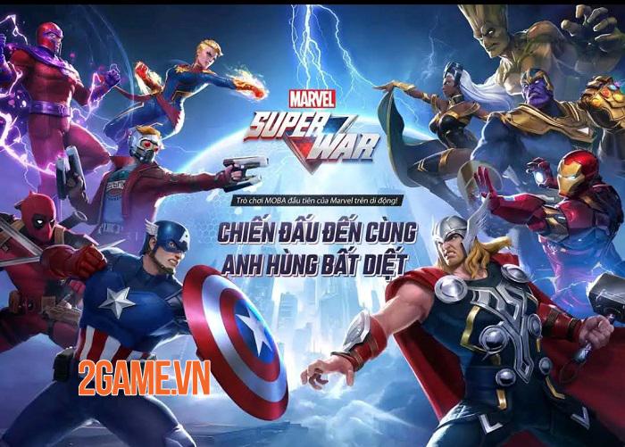 MARVEL Super War VN xác nhận ngày ra mắt chính thức, độc lập với bản quốc tế 0