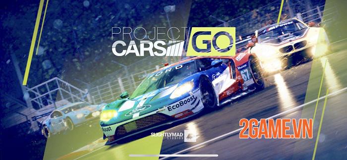Project Cars GO - Game đua xe vui nhộn với cơ chế điều khiển một chạm đơn giản 0