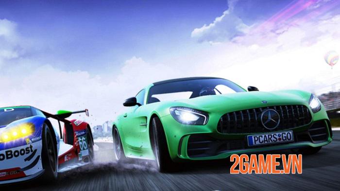 Project Cars GO - Game đua xe vui nhộn với cơ chế điều khiển một chạm đơn giản 2
