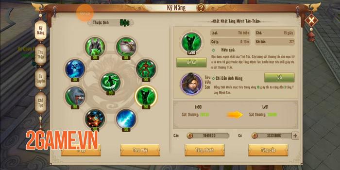 Tinh Túc đầy tà khí nhưng lại khiến cộng đồng Tân Thiên Long Mobile phát cuồng tìm hiểu 2