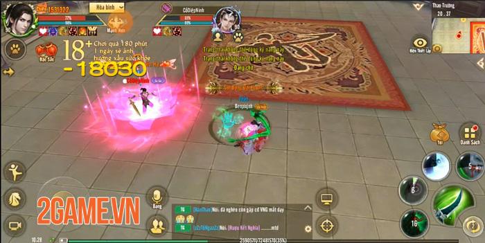 Tinh Túc đầy tà khí nhưng lại khiến cộng đồng Tân Thiên Long Mobile phát cuồng tìm hiểu 3