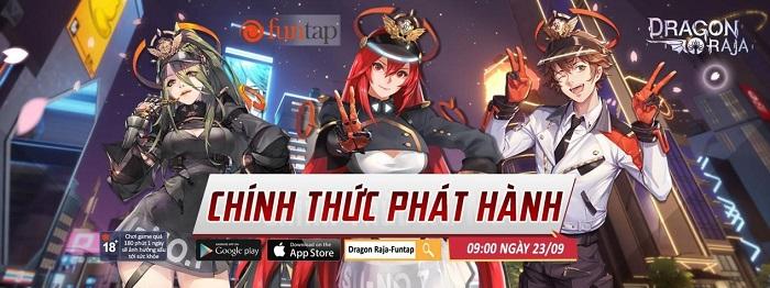 Cùng chơi game mobile đồ họa khủng Dragon Raja VN - Funtap ra mắt hôm nay 0