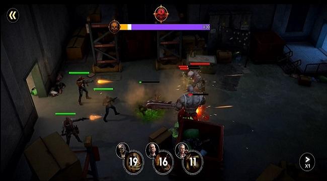 First Refuge: Z – Game chiến thuật SLG đề tài zombie nhiều nội dung phong phú