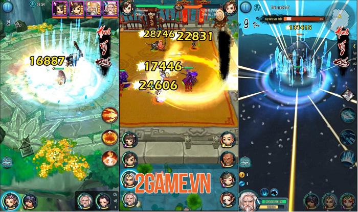 Luận Kiếm Mobile tung chuỗi sự kiện hoành tráng ấn định ra mắt LKM-2209-2