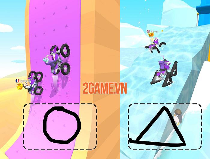 Scribble Rider - Game 'giết thời gian' tưởng không hay mà hay không tưởng 3