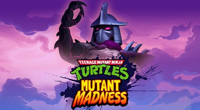 TMNT: Mutant Madness – Ninja Rùa giải cứu thế giới thoát khỏi hỗn loạn