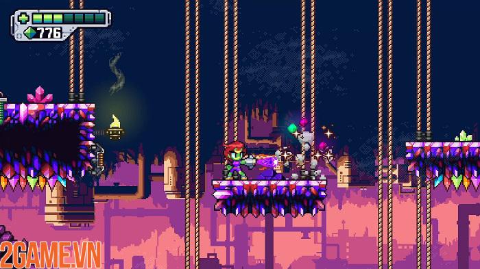 Game phiêu lưu cực chất Moon Raider sẽ ra mắt trên di động vào tháng 10 1