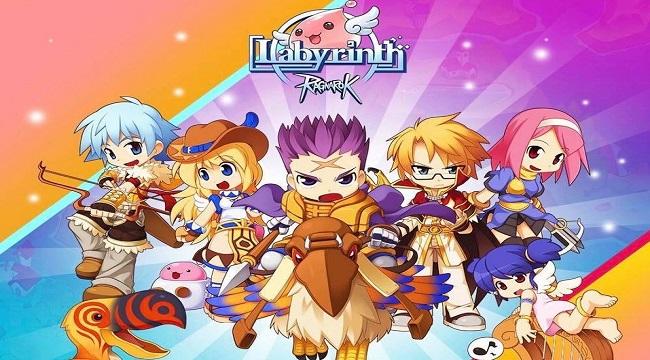 The Labyrinth of Ragnarok bản quốc tế mở đăng ký trước cho người chơi