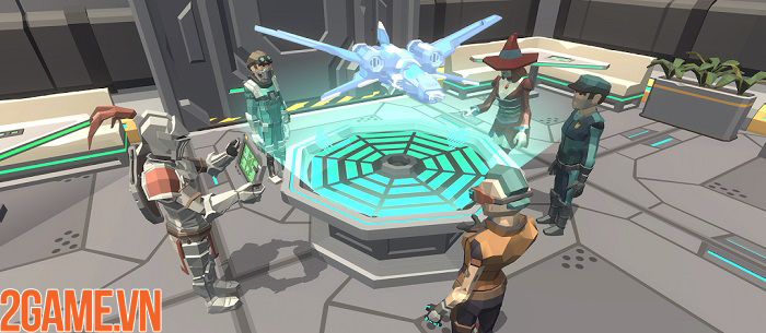 Barcode Hero Rises – Nhập vai thành anh hùng đả quỷ xuyên không gian 3
