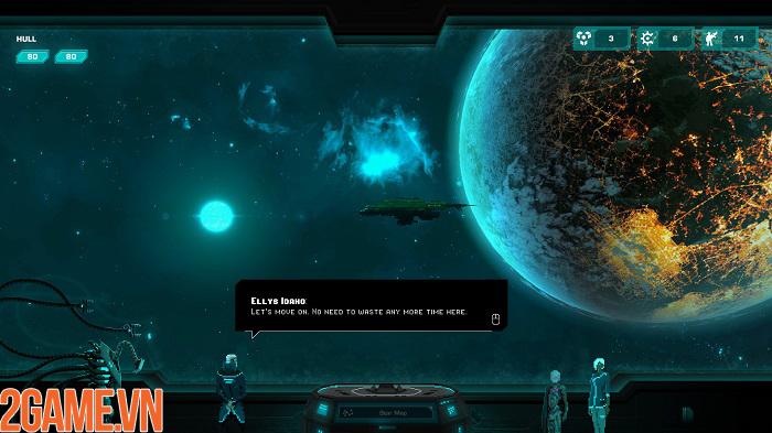 Crying Suns – Tựa game chạm ngưỡng hoàn hảo trong thể loại viễn tưởng 1