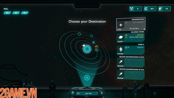 Crying Suns – Tựa game chạm ngưỡng hoàn hảo trong thể loại viễn tưởng 3