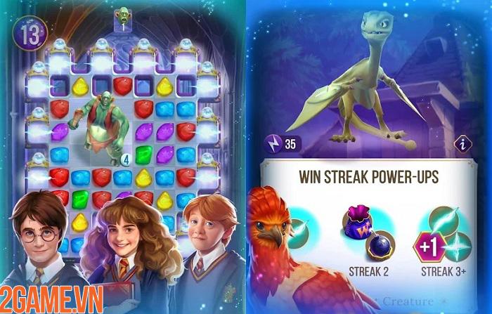 Harry Potter Puzzles and Spells – Gia nhập thế giới phù thủy đầy màu sắc 1