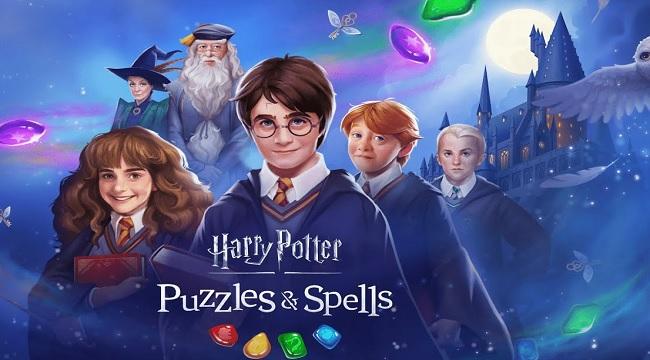Harry Potter Puzzles and Spells – Gia nhập thế giới phù thủy đầy màu sắc