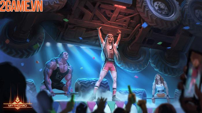 Siêu phẩm chiến thuật Mythgard ấp ủ giấc mơ trở thành một game E-sport 0