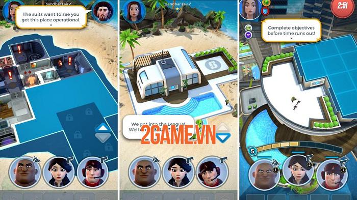 Spyjinx - Game chiến thuật bối cảnh thế giới gián điệp thú vị 1