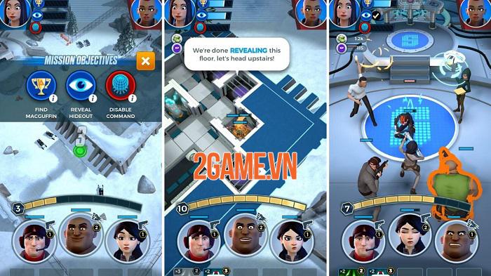 Spyjinx - Game chiến thuật bối cảnh thế giới gián điệp thú vị 4