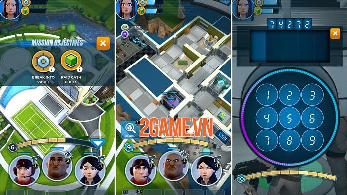 Spyjinx - Game chiến thuật bối cảnh thế giới gián điệp thú vị 3