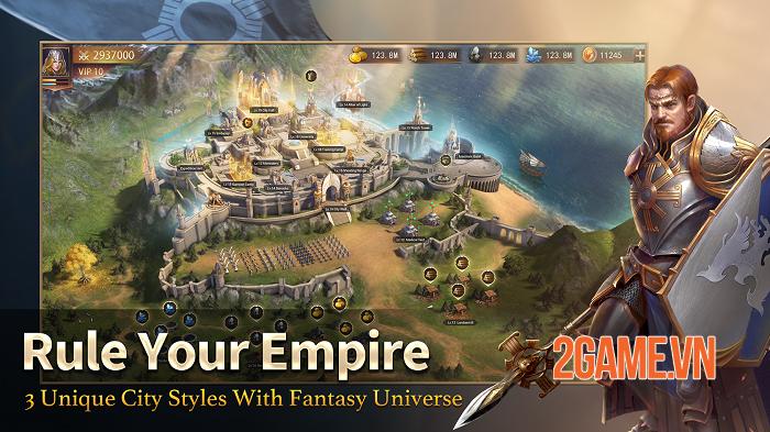 Might & Magic: Dynasty - Game chiến thuật cổ điển với bản đồ thế giới rộng lớn 0
