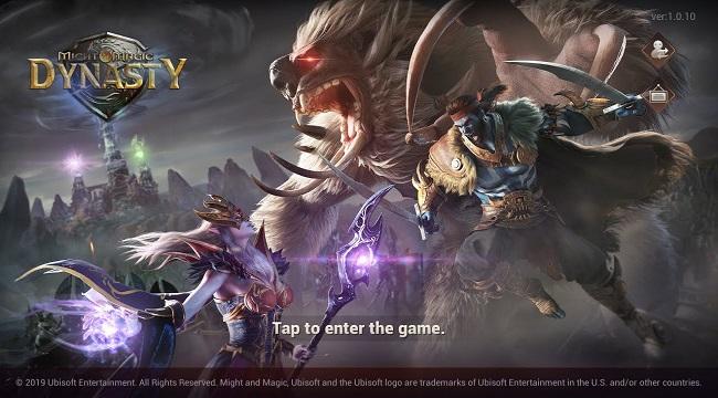Might & Magic: Dynasty – Game chiến thuật cổ điển với bản đồ thế giới rộng lớn