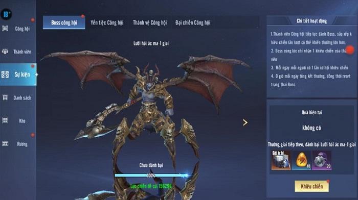Kỷ Nguyên Huyền Thoại đánh úp game thủ với bản Update mùa Trung Thu 3