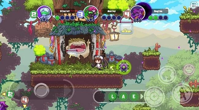 Letter War – Game MOBA mới lạ sở hữu đồ họa pixel siêu cấp dễ thương