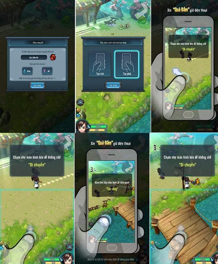 Game thủ vẫn say mê khám phá Luận Kiếm Mobile sau 3 ngày trải nghiệm 2