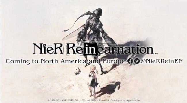 Square Enix xác nhận phát hành NieR Reincarnation tại Bắc Mỹ và châu Âu
