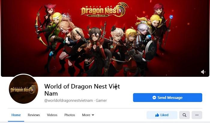 World of Dragon Nest sẽ là cú bắt tay lịch sử giữa Nexon Thái Lan và Funtap 1
