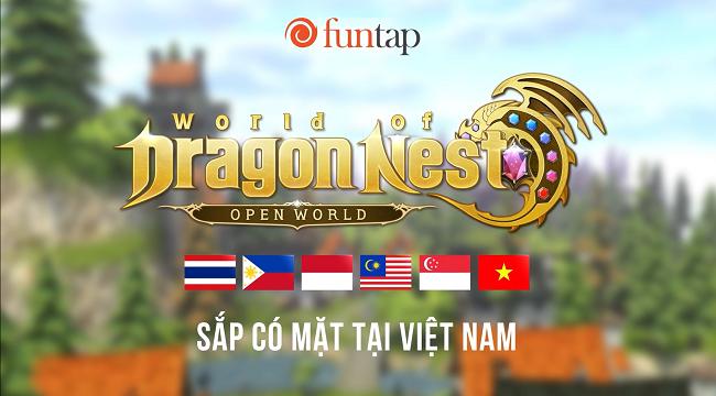 World of Dragon Nest sẽ là cú bắt tay lịch sử giữa Nexon Thái Lan và Funtap