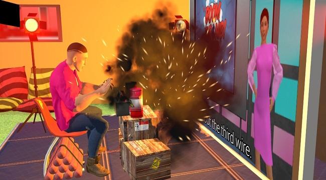 Big Brother The Game – dựa trên gameshow truyền hình nổi tiếng vô cùng hấp dẫn