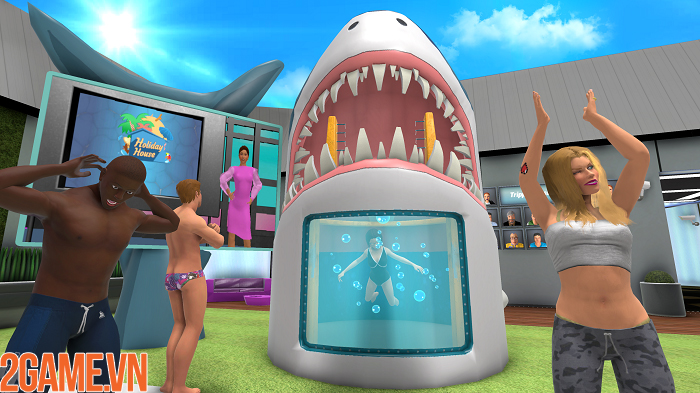 Big Brother The Game - dựa trên gameshow truyền hình nổi tiếng vô cùng hấp dẫn 1