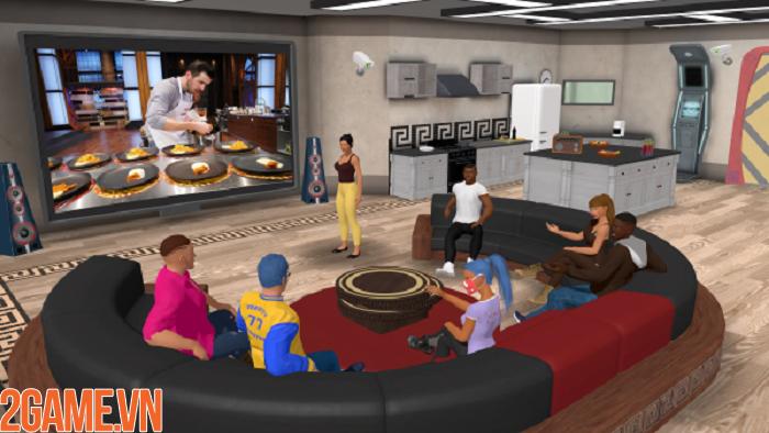 Big Brother The Game - dựa trên gameshow truyền hình nổi tiếng vô cùng hấp dẫn 3